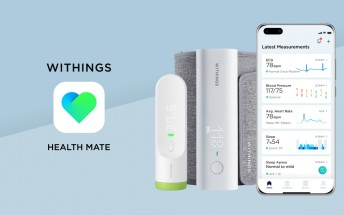 Health Mate by Withings is now part of Huawei AppGallery