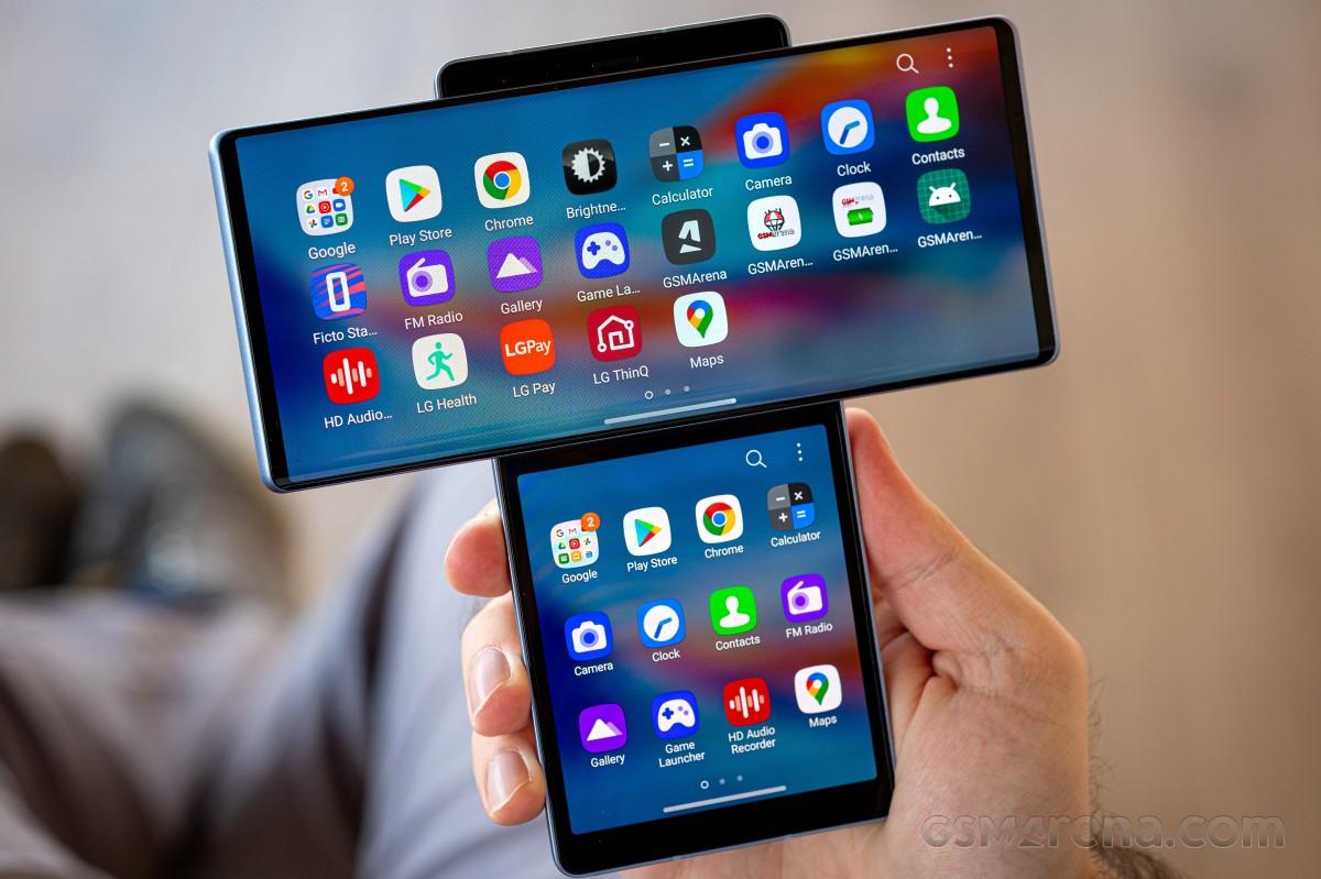 A LG compartilha a lista de telefones qualificados para a atualização do Android 12 junto com a atualização do roadmap do Android 11