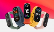 Xiaomi has shipped over 1 million Mi Smart Band 6 units worldwide