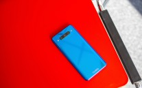 nubia Z20's disappearing rear screen not only looked cool, but was practical too