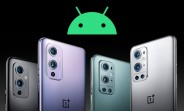 ColorOS 12 based on Android 12 arrives to Chinese OnePlus 9 and 9 Pro