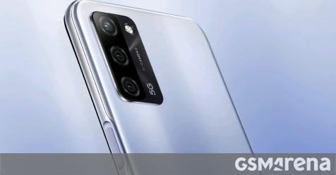 Oppo A53s 5G with Dimensity 700 coming to India on April 27 for under INR15,000 - GSMArena.com news - GSMArena.com