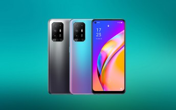 Oppo A94 5G announced with Dimensity 800U and 30W charging