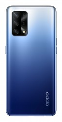 Oppo F19 colorways: Midnight Blue