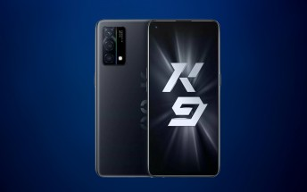Oppo K9 listed on JD.com ahead of May 6 launch