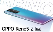 "Oppo Reno5 Z 5G announced: Dimensity 800U, 6.43"" AMOLED screen, and 48MP quad camera"