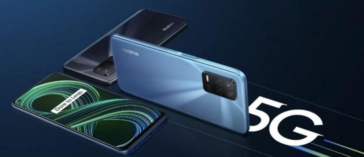 الكشف عن نسخة 5G من هاتف ريلمي 8 مع معالج Dimensity 700 وشاشة 90 هيرتز