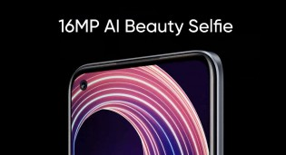 16 MP selfie cam