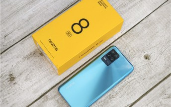 Realme 8 5G in for review