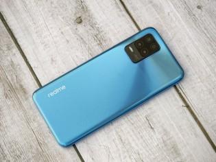 El Realme 8 5G llega a la oficina: un teléfono asequible que ama el 5G por encima de todo