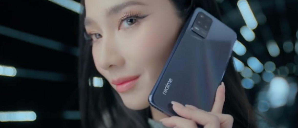 Realme 8 5G is coming on April 21 with 48MP triple camera, could be a  rebranded V13 5G - GSMArena.com news