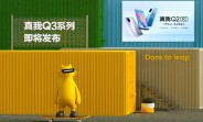Realme Q3 family teased as Q2 lineup reaches 1 million sales