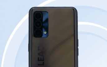 New Realme pops up on TENAA with 65W fast charging