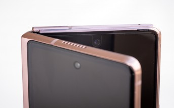 Samsung patents a Armor Frame for smartphones ahead of new foldables release