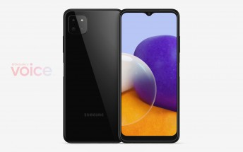 Samsung Galaxy A22 5G appears on Geekbench with Dimensity 700