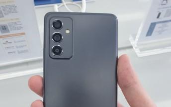 Samsung Galaxy A82 live shots leak, reveal familiar design