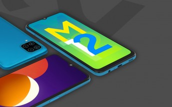 Samsung Galaxy M12 comes to the UK
