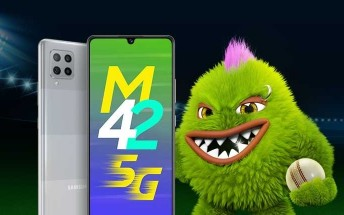 It's official: Samsung Galaxy M42 5G is arriving on April 28 with Snapdragon 750G