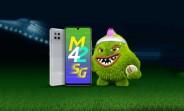 Samsung Galaxy M42 5G brings Snapdragon 750G and 5,000 mAh battery