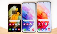Samsung Galaxy S20, S21 series and Z Fold2 get May security patch