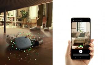 Samsung Galaxy SmartTag+ brings UWB support and AR visual guidance