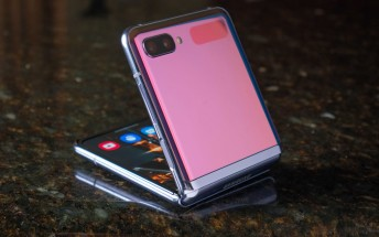 Samsung to offer new Galaxy Z Flip in eight different colors