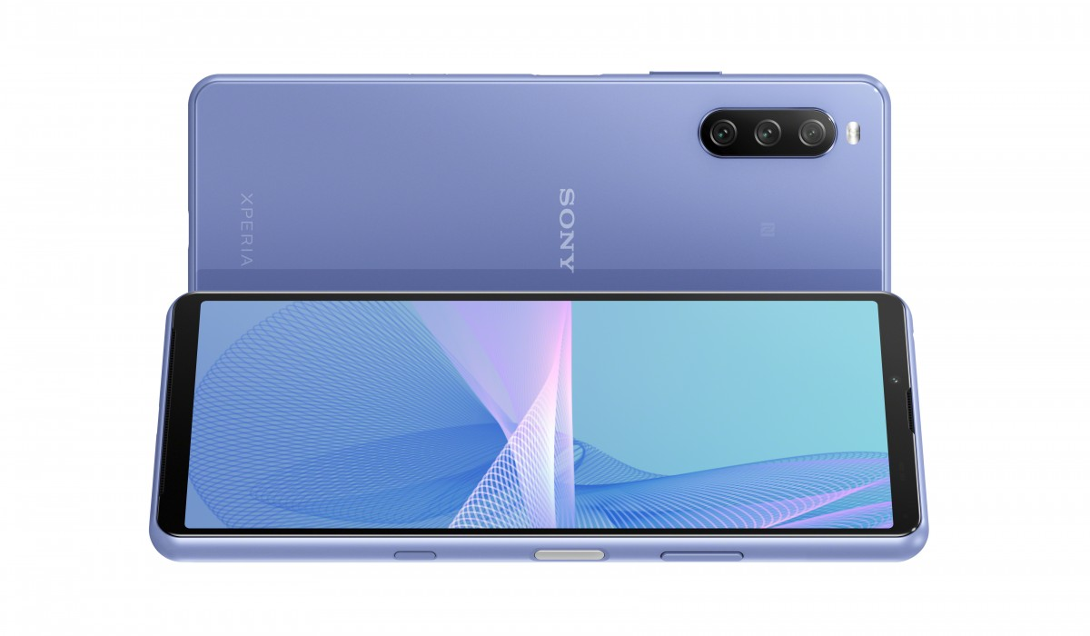 Sony Xperia 10 III brings SD690 and a triple camera