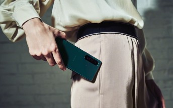 Sony Xperia 1 III arrives for pre-order in Russia at $1,300