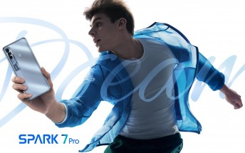 Tecno Spark 7 Pro announced with Helio G80 and 5,000 mAh battery
