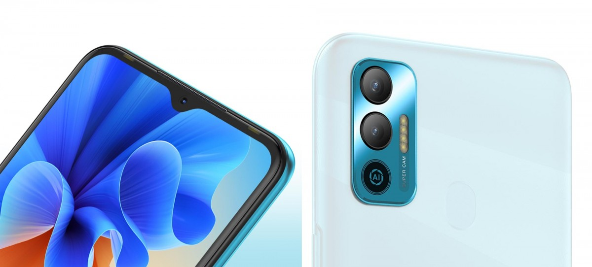 Tecno Spark 7 is coming to India next week with 6,000 mAh battery, Android 11