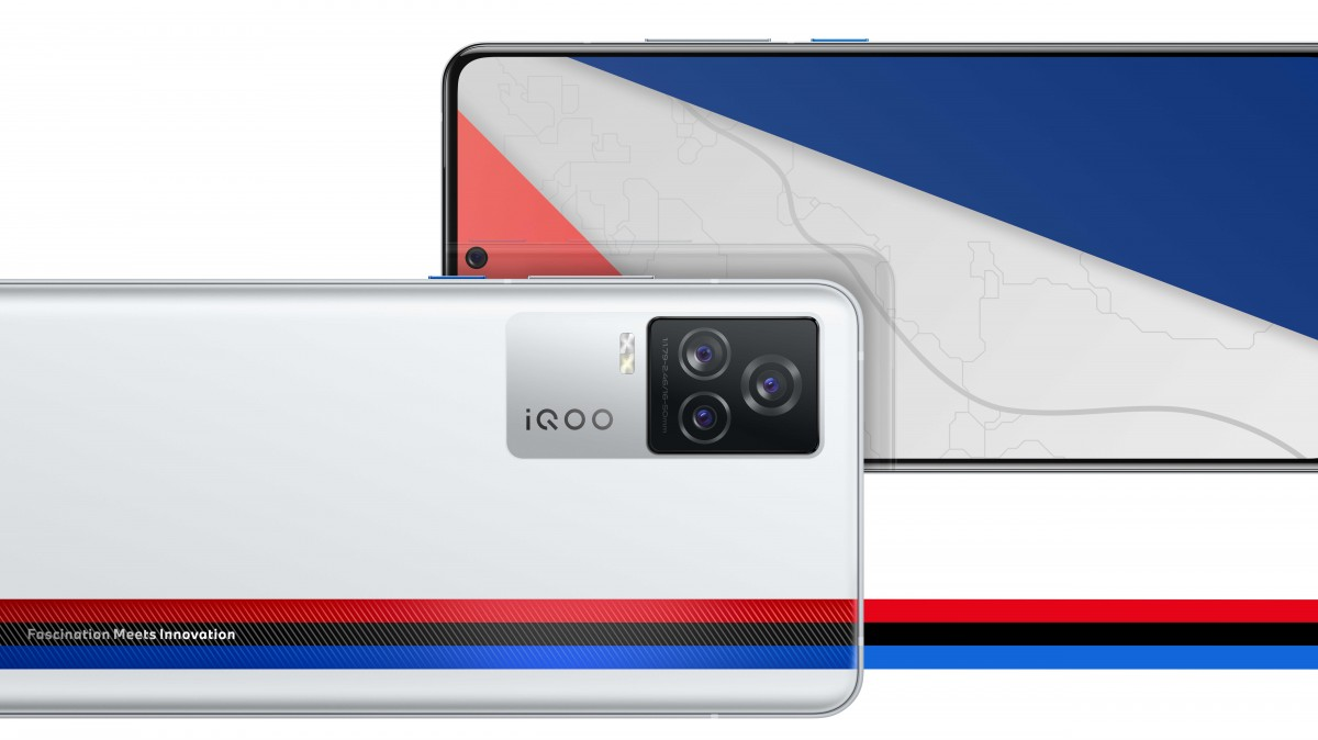 vivo iQOO 7 goes global with Snapdragon 870 chipset, iQOO 7 Legend keeps the SD888