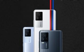 Watch the iQOO 7 series global launch here