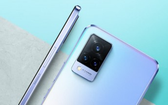 vivo V21 SE listed on Google Play Console, revealing some specs