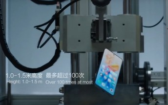 Video shows the grueling endurance tests for the vivo X60 Pro+
