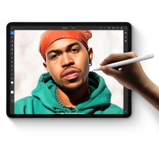 Os acessórios podem ampliar os recursos do iPad Pro