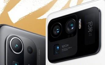 Xiaomi Mi 11 Ultra and Mi 11 Pro generate CNY 1.2B in a minute