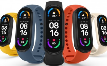 Xiaomi Mi Smart Band 6 gets sleep breathing quality tracking with new update