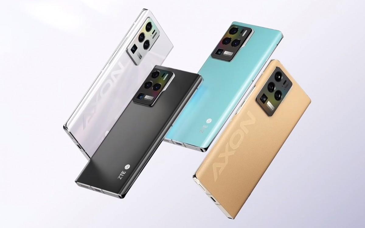 ZTE Axon 30 Ultra design revealed in new teaser