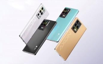 ZTE Axon 30 Ultra specs revealed by company