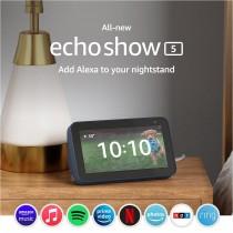 New Amazon Echo Show 5 and Echo Show 5 Kids