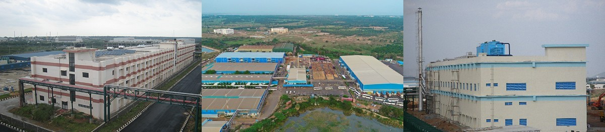 Foxconn's facility in Tamil Nadu, India
