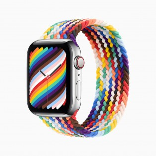 Apple announces two new Pride Edition bands