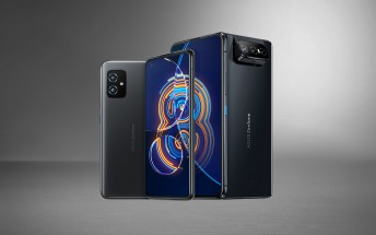 Asus Zenfone 8 promo videos highlight flagship specs and size difference