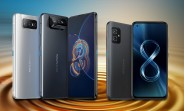First major update for Zenfone 8 and 8 Flip improves camera, performance, adds new features