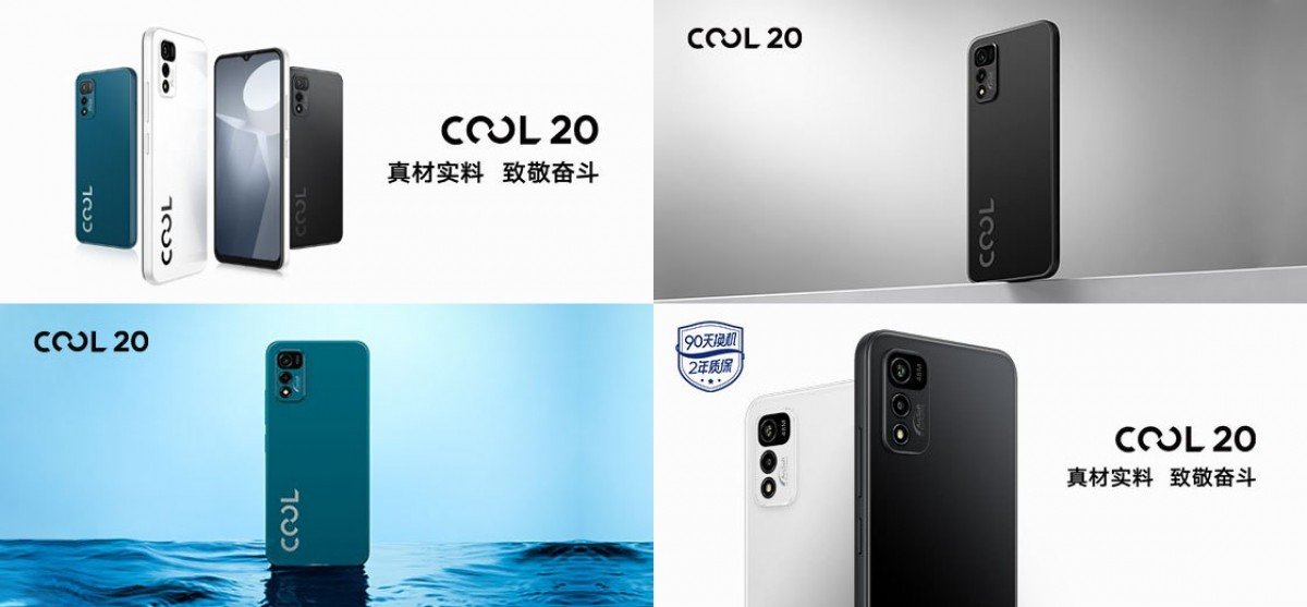 Coolpad making a comeback with the launch of Cool 20
