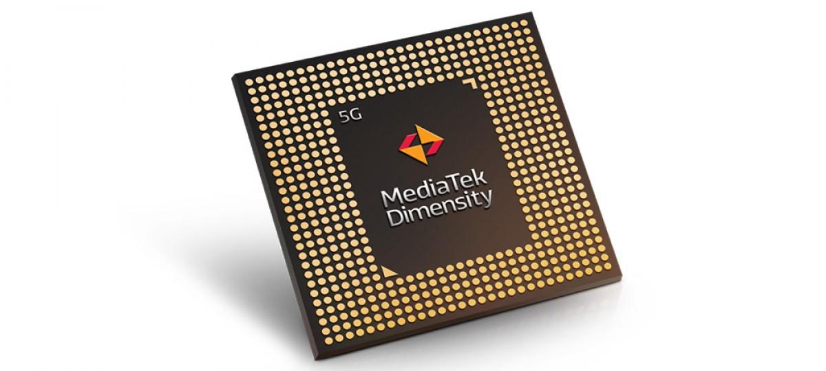 Upcoming MediaTek Dimensity 900 chipset performs better than the Snapdragon 768G