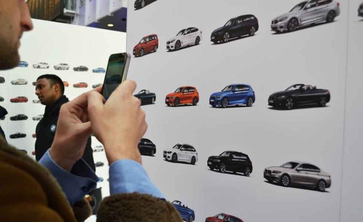 Graças ao Shazam, você poderia comprar um BMW com a mesma facilidade com que compra uma música - se você tivesse dinheiro, isso é