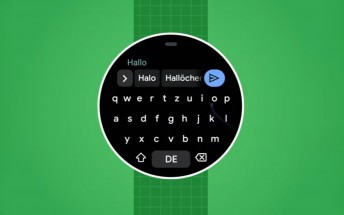 Gboard for Wear OS updated with enhanced text input, multi-language support, and a new look
