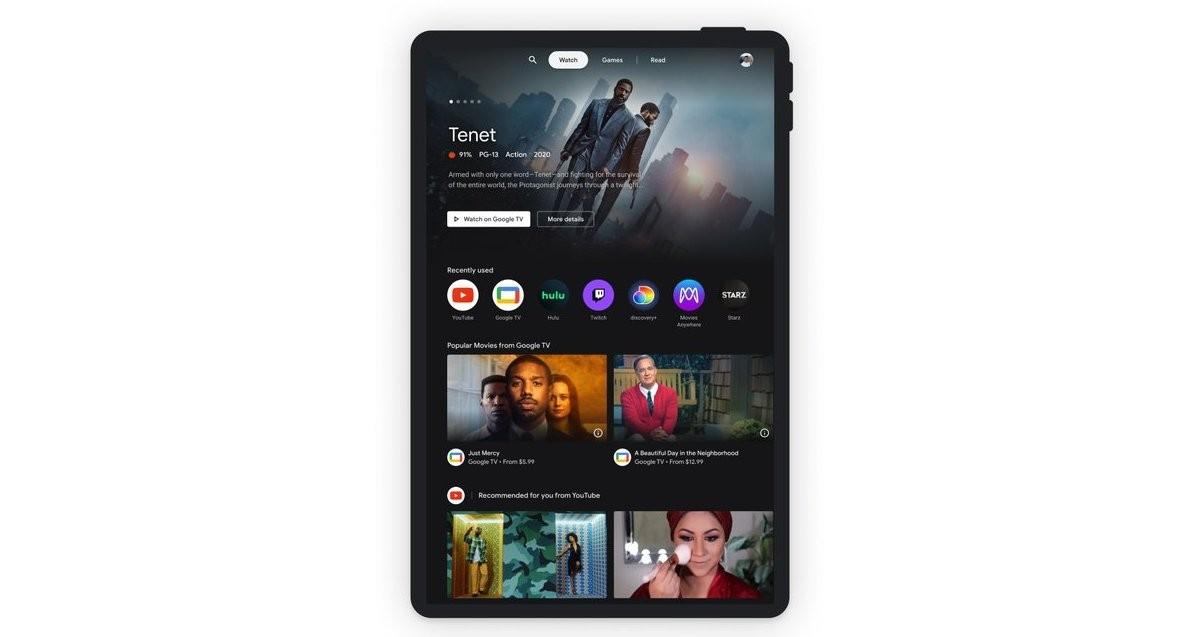 Google announces Entertainment Space for Android tablets  - gsmarena 002 - Google announces Entertainment Space for Android tablets