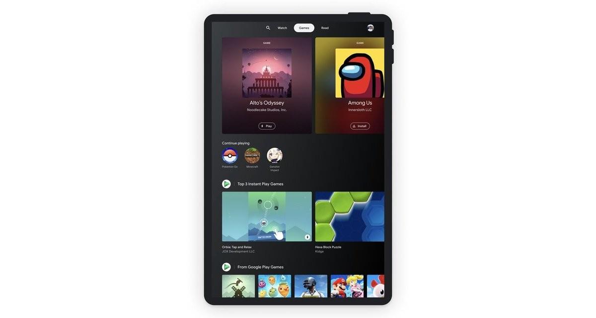 Google announces Entertainment Space for Android tablets  - gsmarena 003 - Google announces Entertainment Space for Android tablets